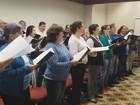 Coral da Arquidiocese de Campinas é escolhido para cantar para Francisco