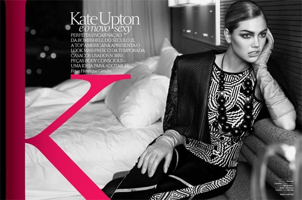 Kate Upton (Foto: Henrique Gendre)