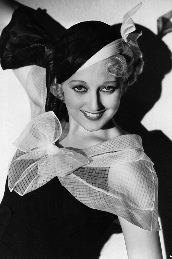 Thelma Todd (1906-1935) (Foto: Getty Images)