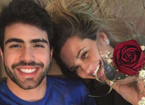 Juliano Laham e Juliana Paiva (Foto: Reprodução/Instagram)