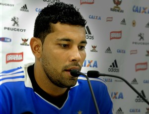 André Santos Flamengo (Foto: Carlos Mota )