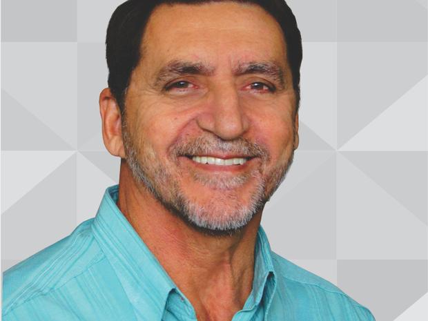 Mandiocão, candidato a prefeito de Rio Bonito (Foto: Divulgação)