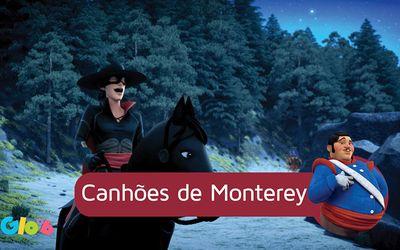 Os Canhões de Monterey