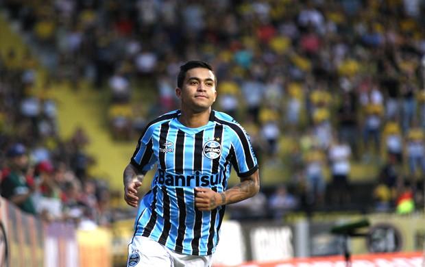 Dudu, Criciúma X Grêmio (Foto: Getty Images)