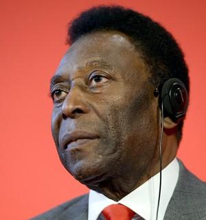 Pelé (Foto: Reuters)