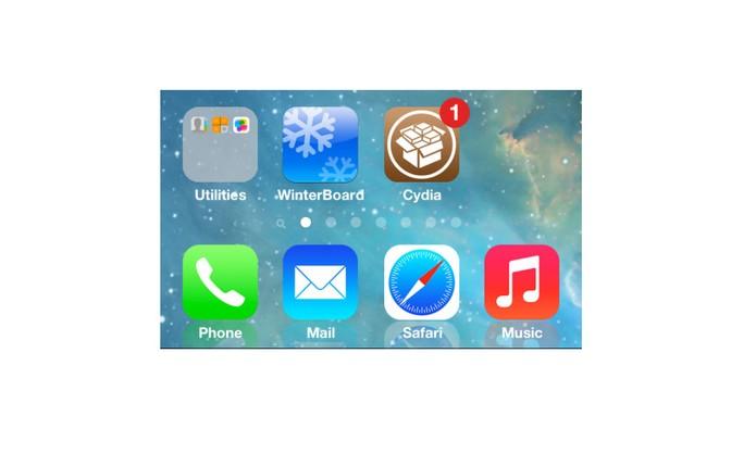 Ícone da Cydia, a loja alternativa de aplicativos para aparelhos com Jailbreak (Foto: Reprodução)