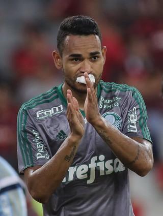 Atlético-PR x Palmeiras Jackson (Foto: Giuliano Gomes/Estadão Conteúdo)