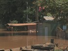 Rio Uruguai volta a subir e preocupa moradores da Fronteira Oeste do RS