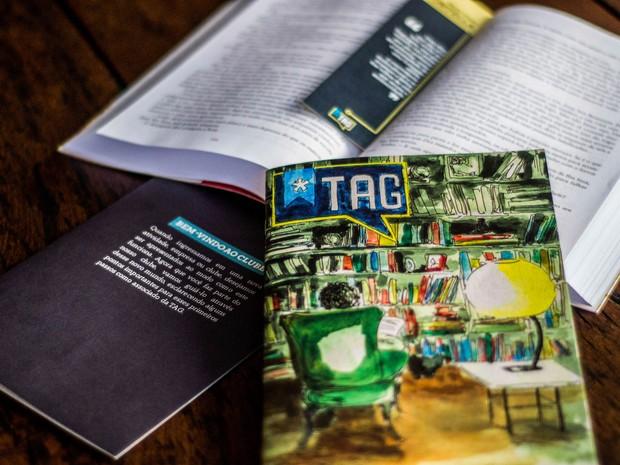 TAG - Experiências Literárias tem assinantes de todas as partes do Brasil (Foto: Arquivo pessoal)