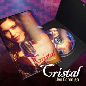 Ven Conmigo - Cristal (Foto: Vila dos Ventos / TV Globo)