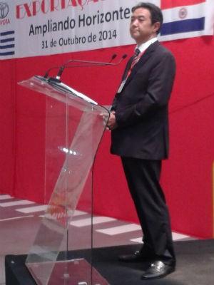 Konji Kondo, presidente da Toyota do Brasil (Foto: Gualberto Vita / G1)