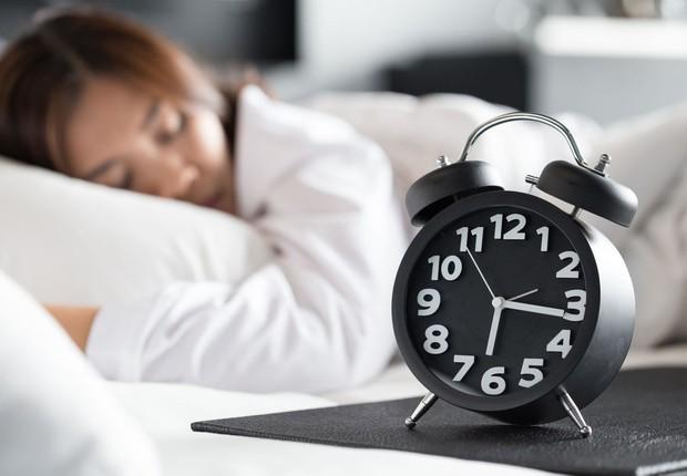 Sono ; dormir ; horas de sono ; repouso ; descanso ; cansaço ; acordar cedo ; carreira ;  (Foto: Thinkstock)
