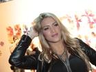 Dani Vieira, a 'queridinha' de Adriano, atrai olhares no Fashion Rio