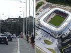 Em PE, cidade da arena da Copa não tem hotéis, e 3 obras não terão 'teste'