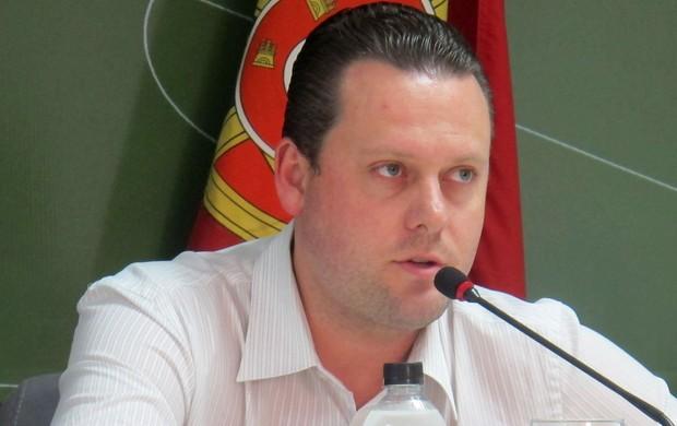 Cristiano Koehler Vasco Coletiva (Foto: Fred Huber)
