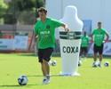 Com quatro desfalques e uma dúvida, Coritiba remonta ataque para estreia