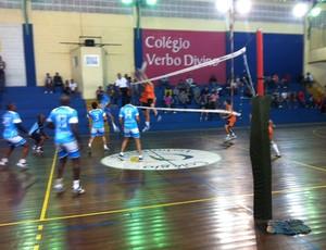 Volta Redonda venceu por 3 a 0 (Foto: Priscila Chagas/TV Rio Sul)