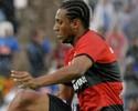 Ceará fecha com atacante Anselmo, ex-Atlético-GO, e mira Diogo Orlando