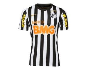 camisa Santos nova (Foto: Divulgação)