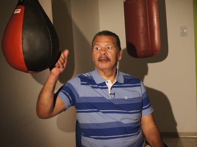 Maguila boxeador hospital (Foto: boxe)