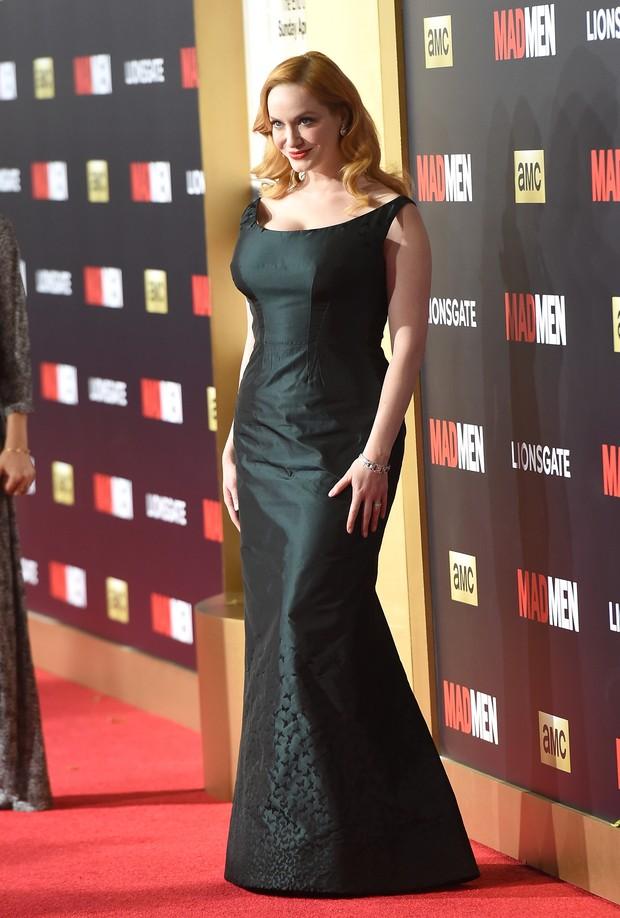 Christina Hendricks  (Foto: AFP)