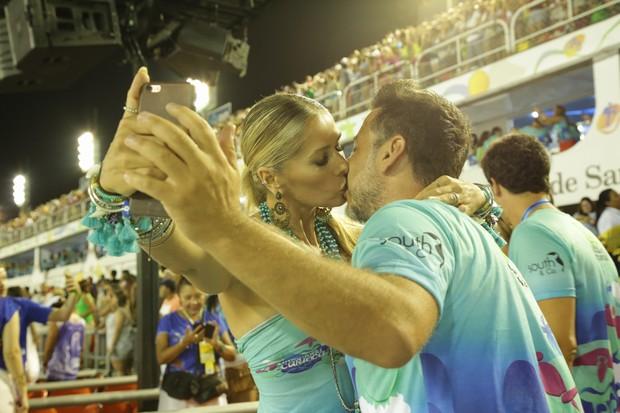 Adriane Galisteu e Alexandre Iódice (Foto: Vera Donato e Ricardo Sanches / Divulgação)