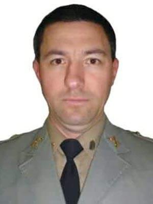 Sargento da Brigada Militar é morto em assalto em Caxias do Sul, Tiro atingiu o coração de Edir Hendges Welter, 47 anos (Foto: Divulgação/BM)