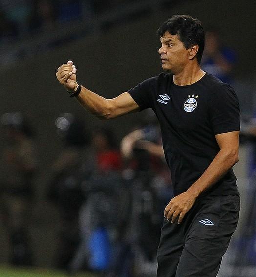 quase  perfeito (Lucas Uebel/Divulgação Grêmio)