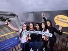 Cataratas do Iguaçu recebem quase 33,5 mil visitantes durante o feriado