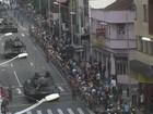 Desfile do Dia da Independência altera trânsito no Centro de Ponta Grossa