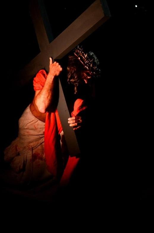 Yuri Vasconcellos vai interpretar Jesus Cristo na 27ª edição da Via Sacra (Foto: Divulgação / Ascom Cabo Frio)