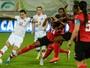 Sinclair iguala recorde e Canadá bate Trinidad e Tobago por 4 a 0 em Natal