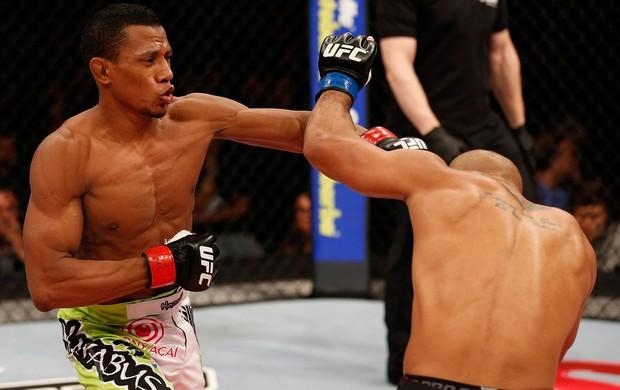 UFC Yuri Alcantara e Iliarde Santos (Foto: Agência Getty Images)