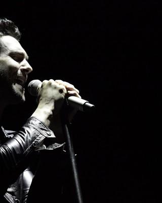 Maroon 5 (Foto: Caio Kenji / G1)