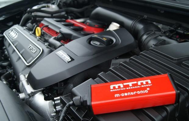 Audi RS3 Sportback MTM (Foto: Divulgação)