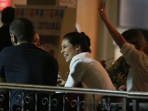 Paolla Oliveira (Foto: Ag. News)