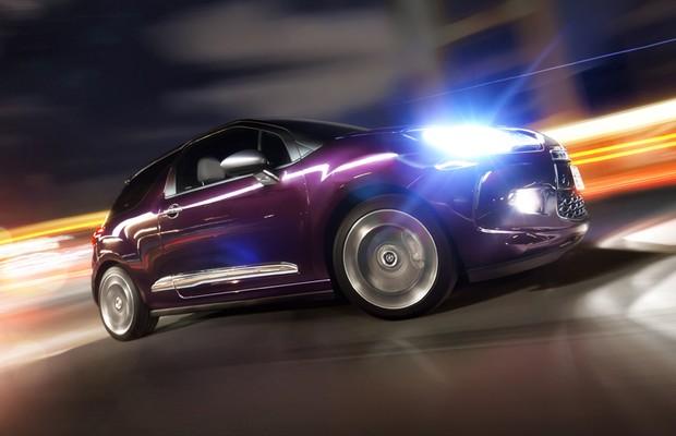 Citroën DS3 Faubourg Addict (Foto: Leo Sposito / Autoesporte)