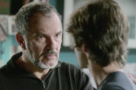 Humberto Martins e Daniel Blanco em 'Totalmente demais' (Foto: Reprodução)