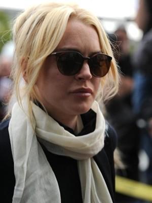 Lindsay Lohan (Foto: AFP)