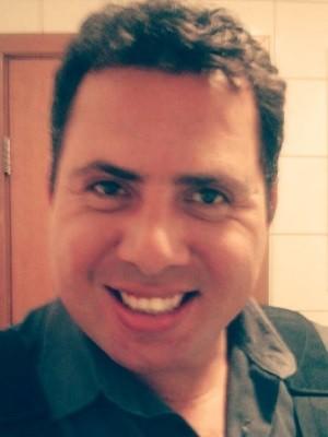 Otaniel Carlos Veloso Segurança morto a tiros enquanto fazia ronda em condomínio de Goiás (Foto: Reprodução/Facebook)