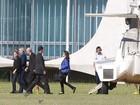 Após viagem aos EUA, Dilma retorna a Brasília e vai descansar no Alvorada