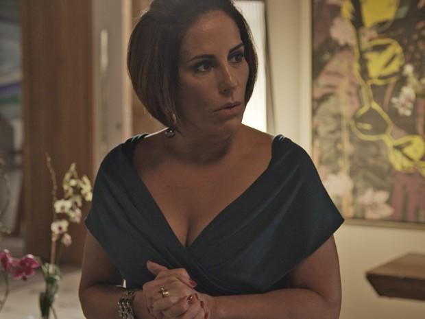 951087badb Beatriz aproveita para humilhar Inês novamente (Foto  TV Globo)
