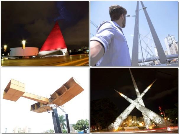 Envie sua foto e mostre seu pela nossa cidade. (Foto: Luciano Ohya / Divulgação TV Anhanguera)