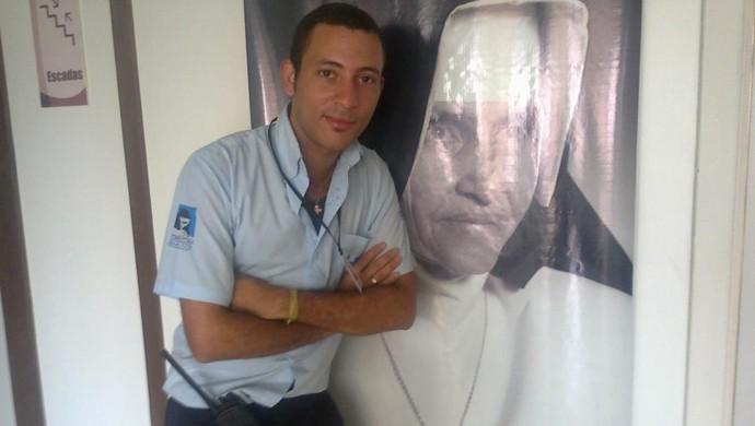 Voluntário JMPI - Tocantins (Foto: Deivid NOgueira\ Arquivo Pessoal)