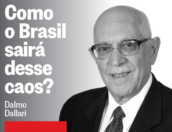 Dalmo Dallari, jurista e professor emérito da Faculdade de Direito da USP (Foto: Divulgação)
