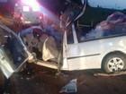 Acidente deixa dois feridos na BR-101, em Guarapari, ES