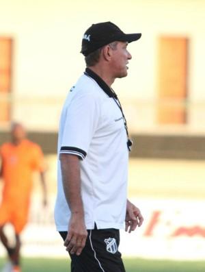 PC Gusmão, técnico do Ceará (Foto: Divulgação/Cearasc.com)