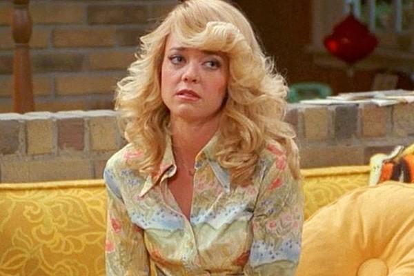 Lisa Robin Kelly em 'That '70s Show' (Foto: Divulgação)