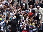 Papa canoniza religiosa sueca convertida ao catolicismo
