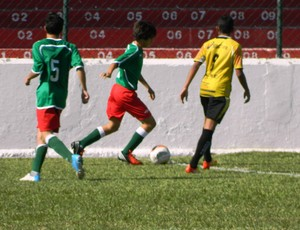 Portuguesa Santista São Bernardo infantil sub-15 campeonato paulista Briosa Bernô (Foto: Divulgação / E5 Comunicação)